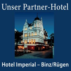 Hotel Imperial Rügen Binz